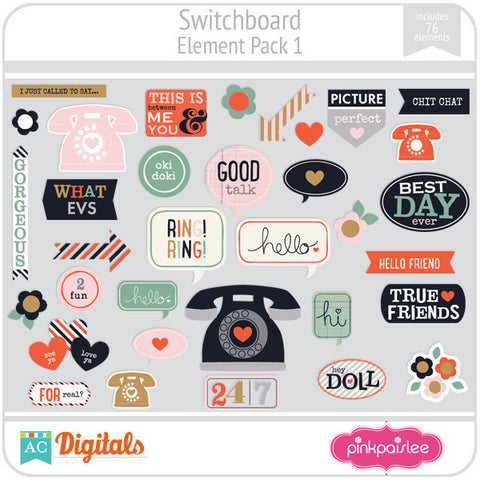 Switchboard Element Pack 1
