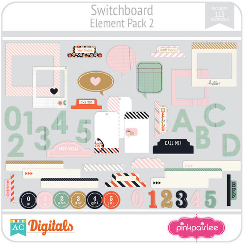 Switchboard Element Pack 2