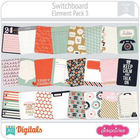 Switchboard Element Pack 3