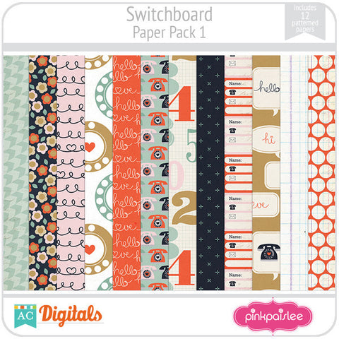 Switchboard Paper Pack 1