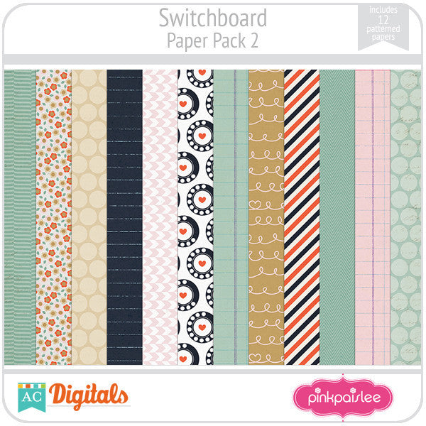 Switchboard Paper Pack 2