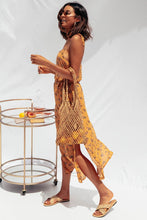 Load image into Gallery viewer, Omara Dress, caramel