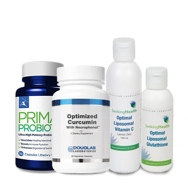Autoimmune Support Pack