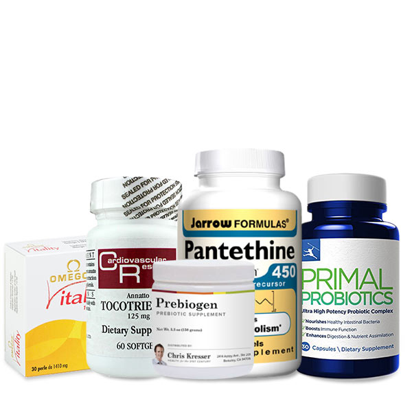 Lipoprotein Support Pack
