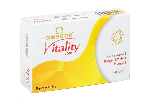 Omegor Vitality Fish Oil