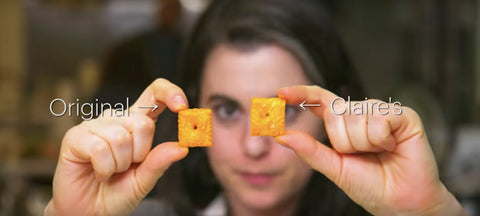 gourmet cheez-its