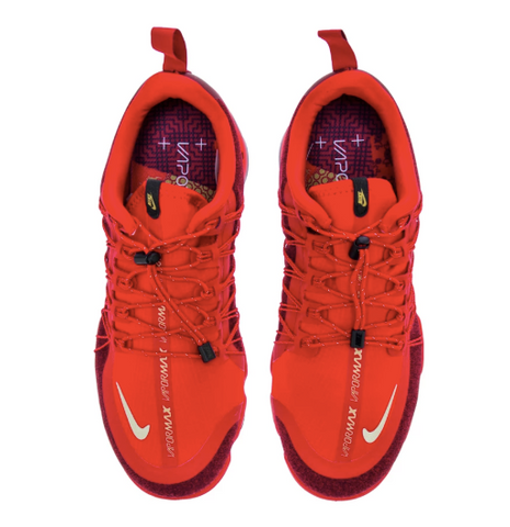 nike air vapormax above all red chinese new year