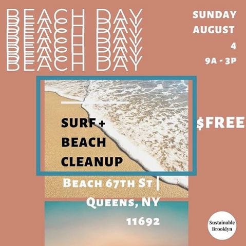 beach day sustainablebk