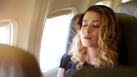qantas in-flight meditation