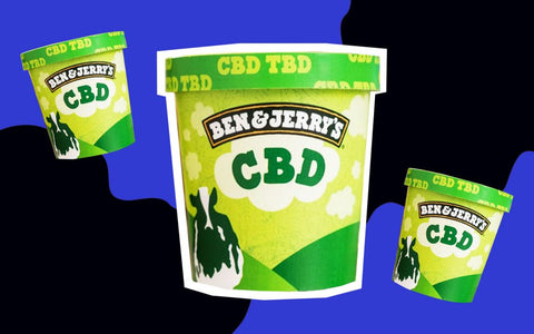 ben and jerrys cbd ice cream