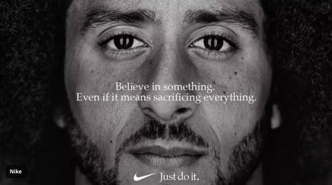 nike colin kaepernick just do it