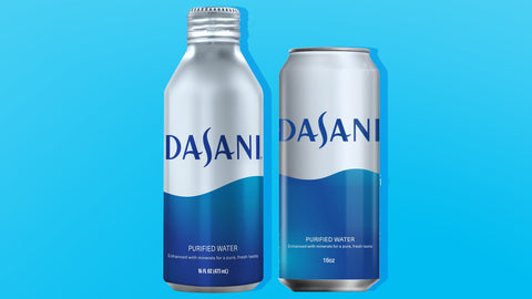dasani sustainable eco-friendly