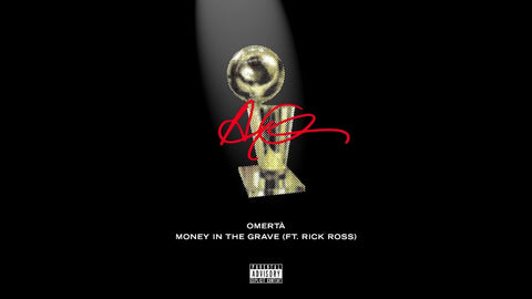 drake omerta money in the grave