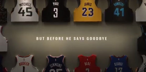 dwyane wade jersey collection