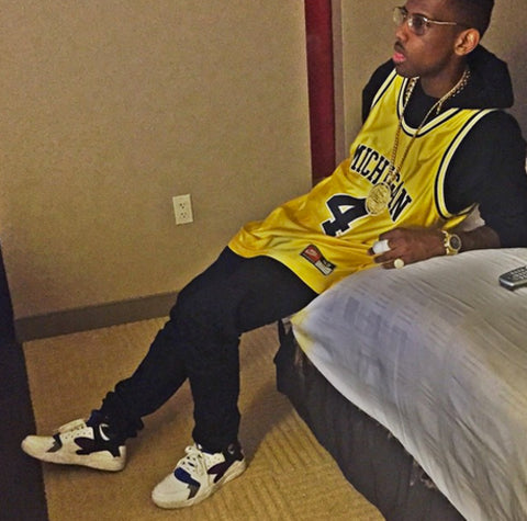 0e3dc7d3f8e5 The Jersey King  An Archive of Fabolous  Rare Sports Jerseys