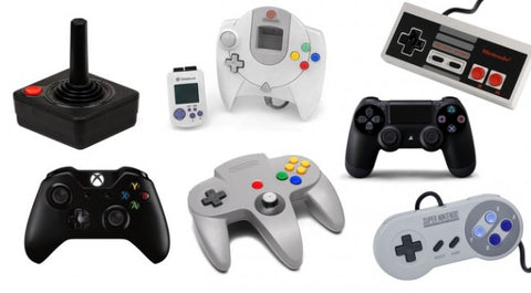 history of controllers
