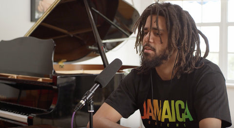 j cole salaam house studio 2018