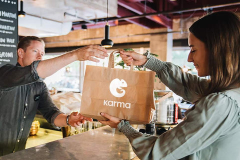 karma food waste