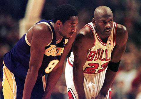 mj and kb