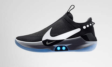nike adapt basketball shoe