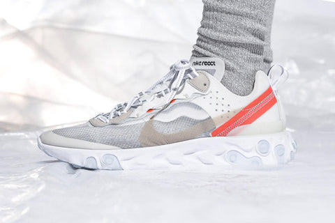 nike react see through