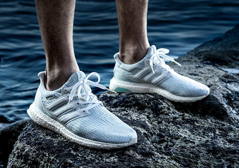 New Adidas shoe made from biodegradable synthetic spider
