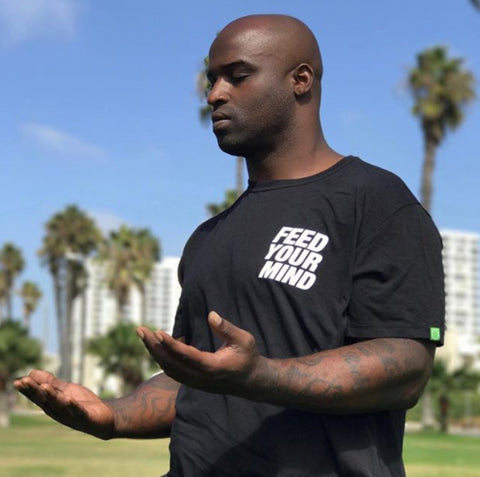 feed your mind shirt ricky williams