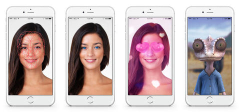 How Snapchat Filters Detect Your Face | Superego