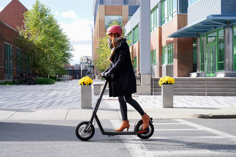 superpedestrian electric scooter