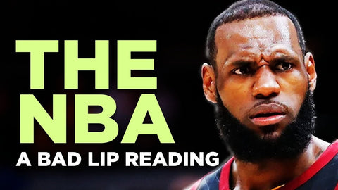 the nba bad lip reading