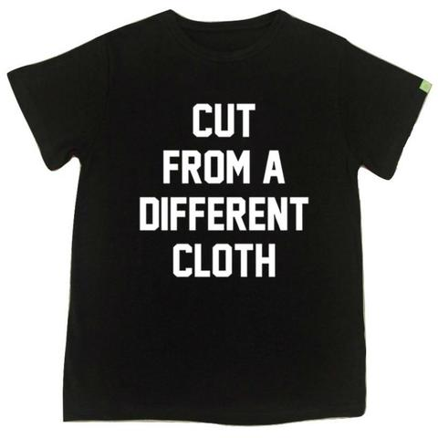 CUT FROM A DIFFERENT CLOTH Hemp T-shirt - Superego