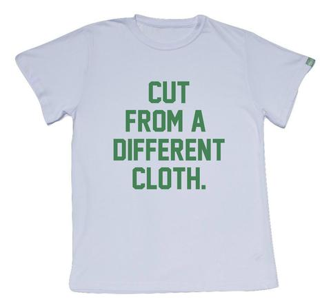 GO GREEN: CUT FROM A DIFFERENT CLOTH Hemp T-shirt