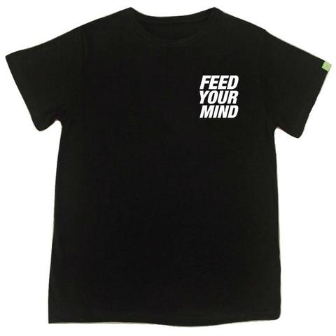 FEED YOUR MIND Hemp T-shirt