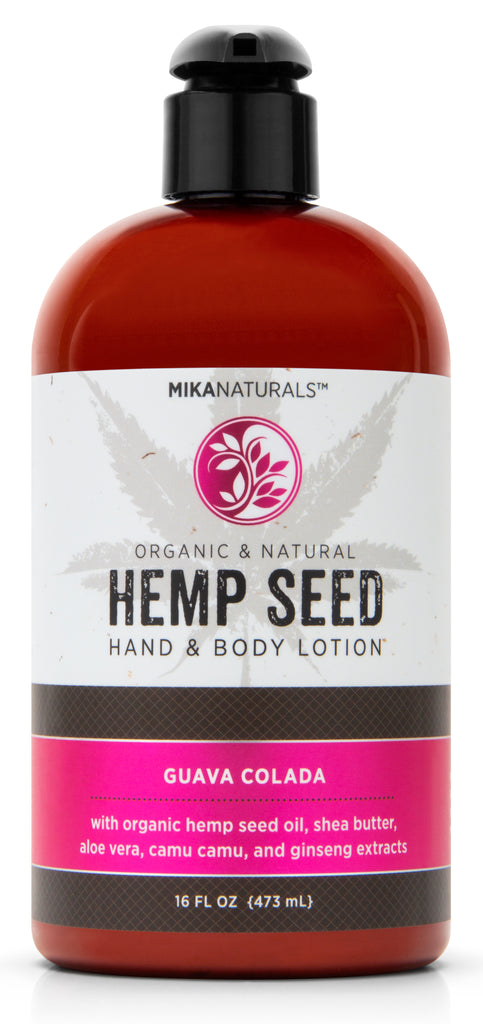 Hempseed Hand & Body Lotion