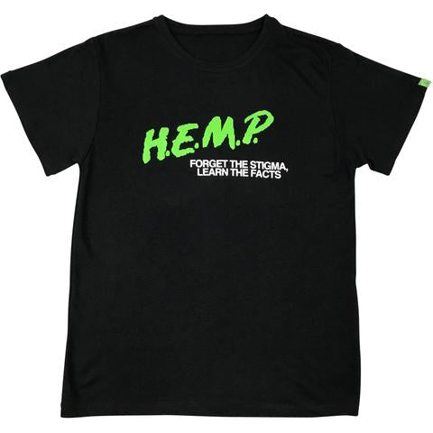 HEMP Reverse the Stigma T-shirt - Superego