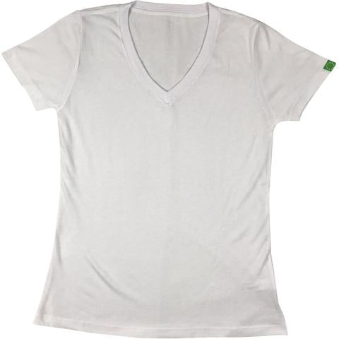Hemp Women's V-neck - Superego