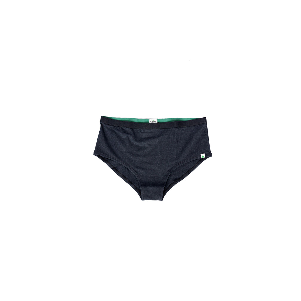 Women's High Waisted Hemp Underwear