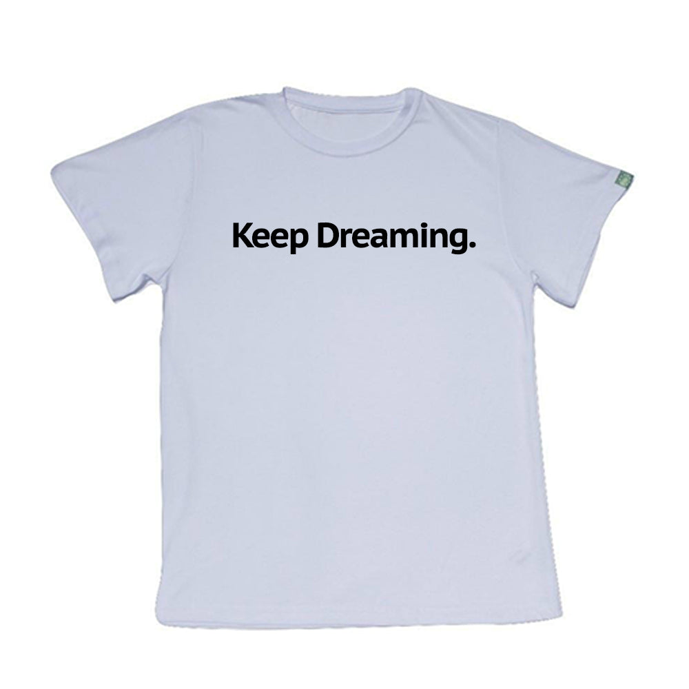 KEEP DREAMING Hemp T-shirt - Superego
