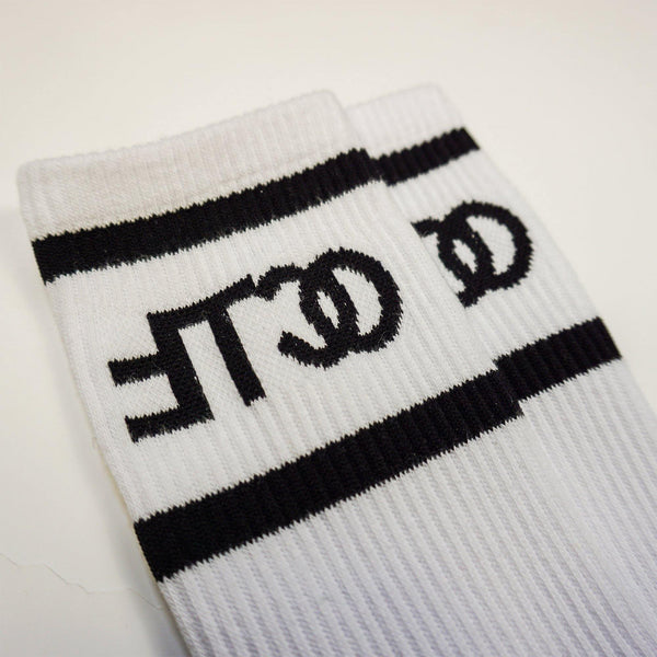 Classic Logo Crew Socks - Foreign Trade Co