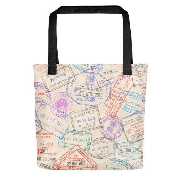 Passport Tote bag