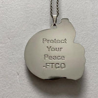 Protect Your Peace Amulet