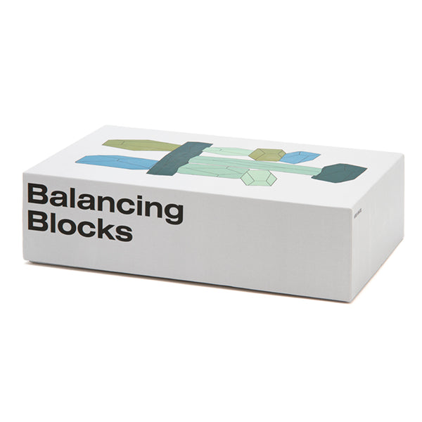 Balancing Blocks x Areaware