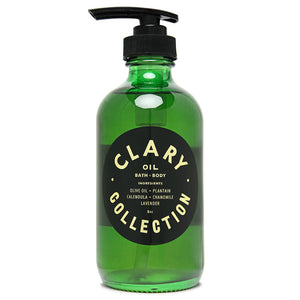 Clary Bath + Body Oil