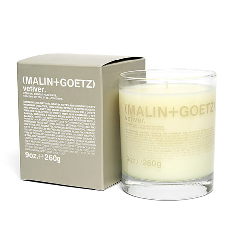 Vetiver Candle x Malin + Goetz
