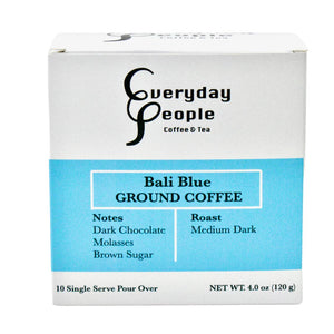Bali Blue Single Origin - Medium Dark Roast