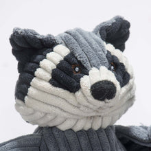 Load image into Gallery viewer, HuggleHounds Raccoon Knottie, Small