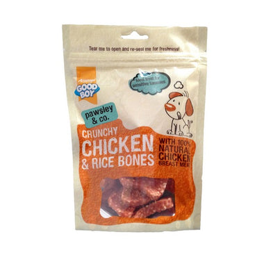Good Boy - Chicken & Rice Bones - 100g