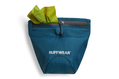 Ruffwear Pack Out Bag™ holds full dog poop bags
