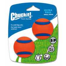 Load image into Gallery viewer, Chuckit! Ultra Ball - Small -  2 pack