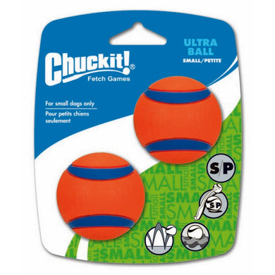 Chuckit! Ultra Ball - Small -  2 pack